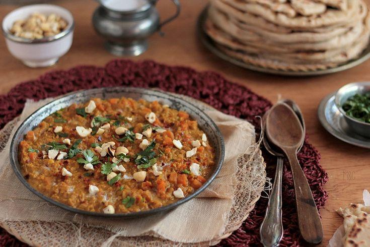 Mulligatawny ... soupe indienne http://www.maryseetcocotte.com/2016/11/01/mulligatawny-un-voyage-en-inde/