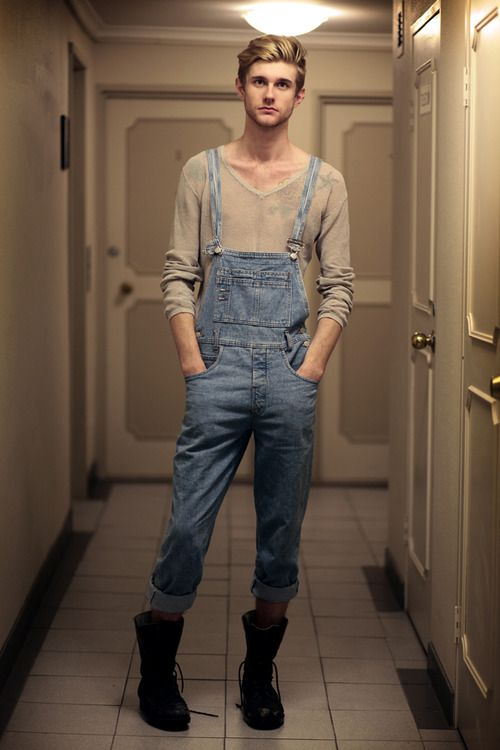 can we please bring back #overalls