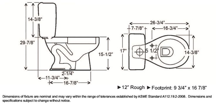toilet dimensions google search bathroom drawing