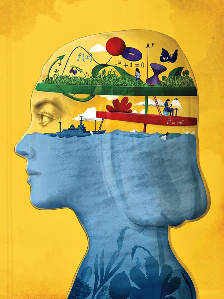 How I Rewired My Brain to Become Fluent in Math