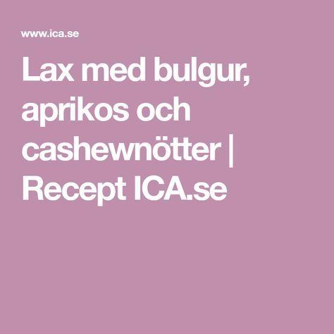 ica lax recept