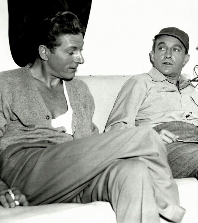 danny kaye and bing crosby relationship