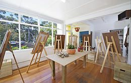 Zeally & cliff Torquay #creative #workshops #painting #classes #art #Australia