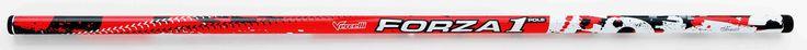 aña de pescar poderosísima, la caña Vercelli FORZA 1 está hecha de Power Flex Carbon con trenzado de carbono ultra reforzado. Es sin duda la más fuerte de la gama.
