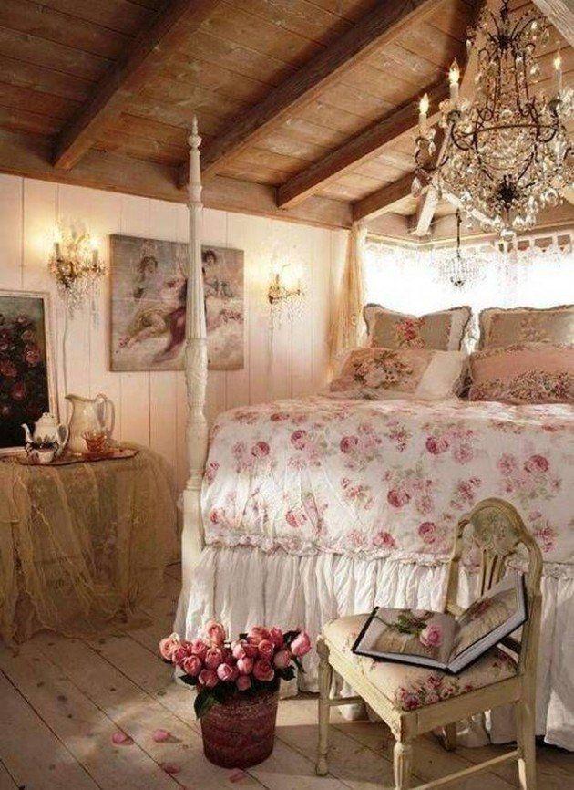 20 Шикарные Розовые Спальни Идеи