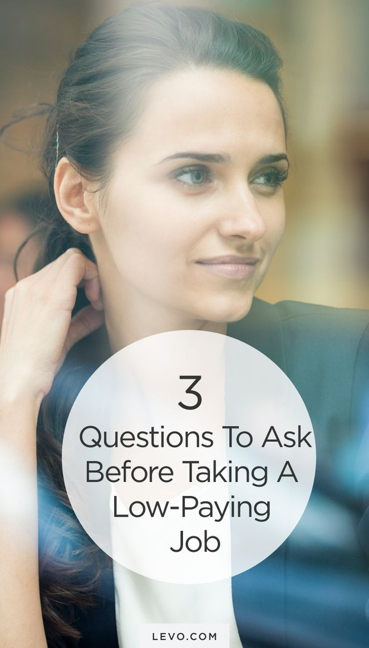 3 Questions to Ask Yourself Before Accepting