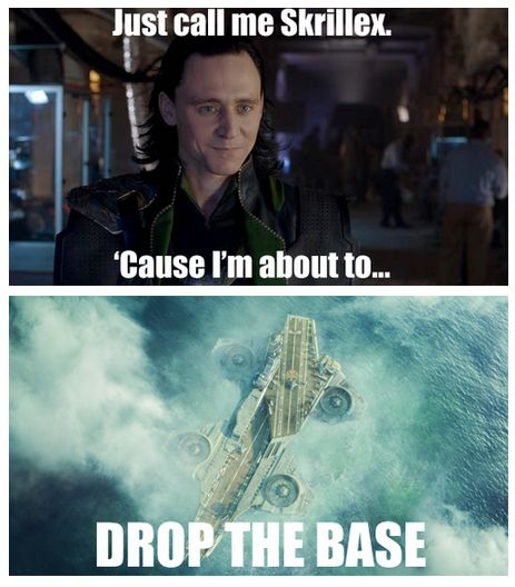 Tumblr Reacts To A New Thor Trailer. omg loki and dubstep together is there anything better
