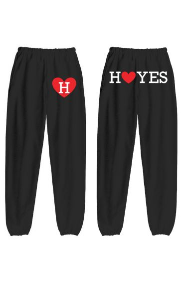 Hayes Grier Hayes Grier Sweatpants - BLV Brands- I want this, $35.00 @ hayesgrier.com