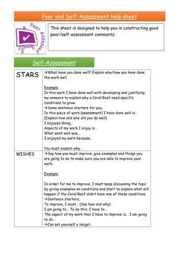 127 best Assessment images on Pinterest Parent teacher - employee self evaluation forms
