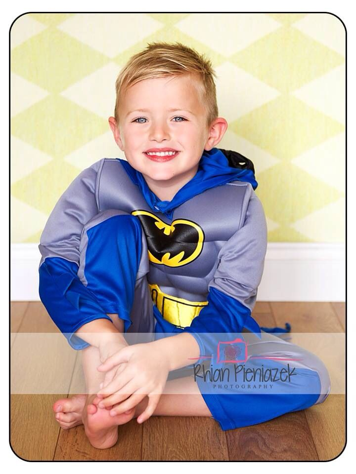 Batman. Rhian Pieniazek Photography.