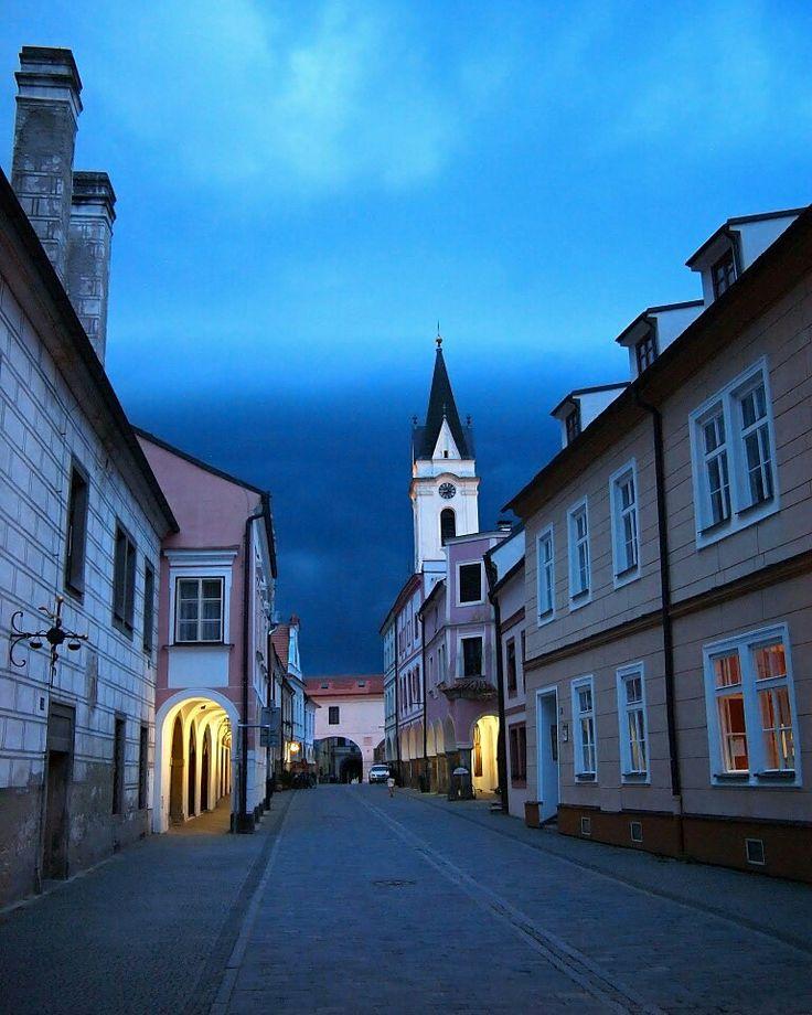 Březanova street