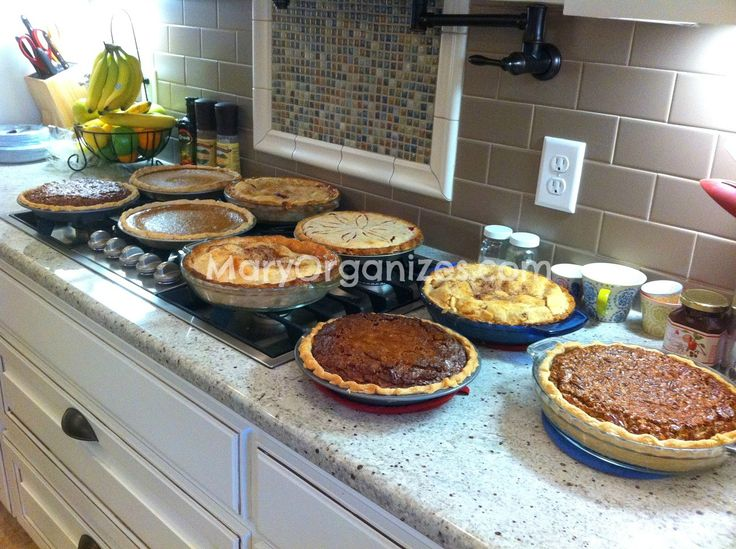 Thanksgiving Menu And Recipes