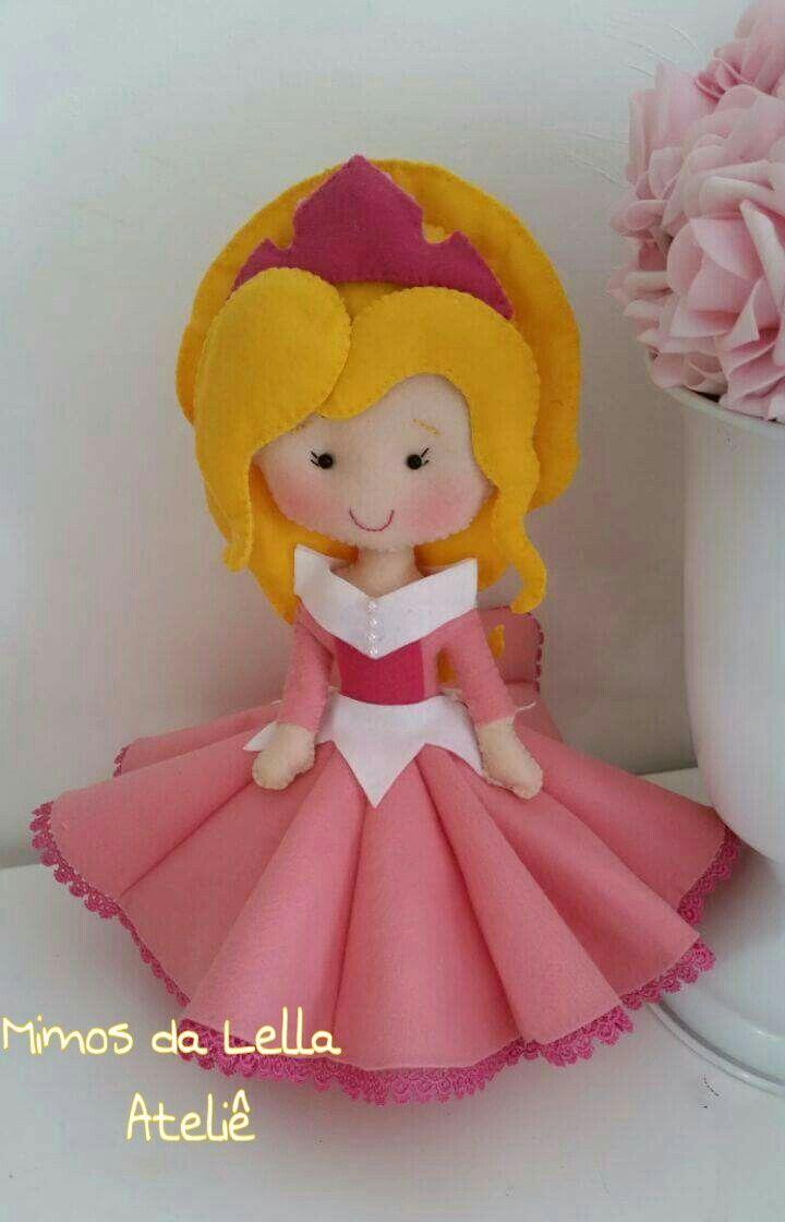 Princesa aurora, do meu jeito