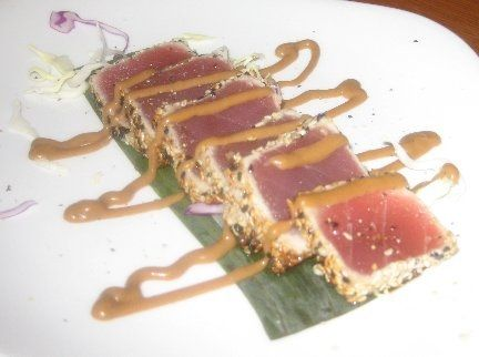 18 best ahi tuna recipes images on pinterest ahi tuna for Fresh tuna fish recipes