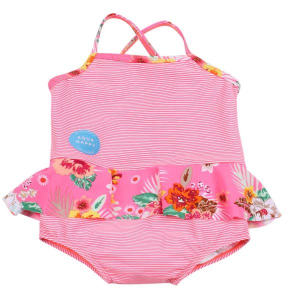 Bebe Kalani Cross Strap Swim Suit