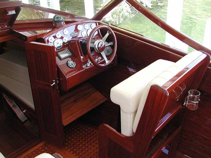 Custom Wooden Boats  U0026 Yachts