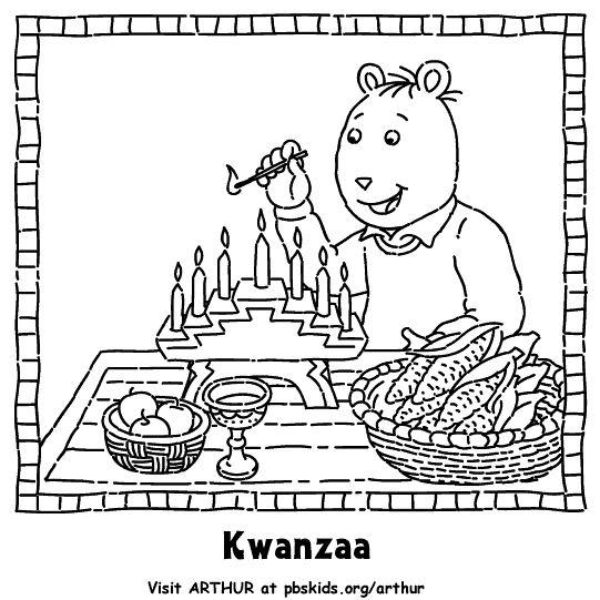 Kwanzaa Tastic In The City