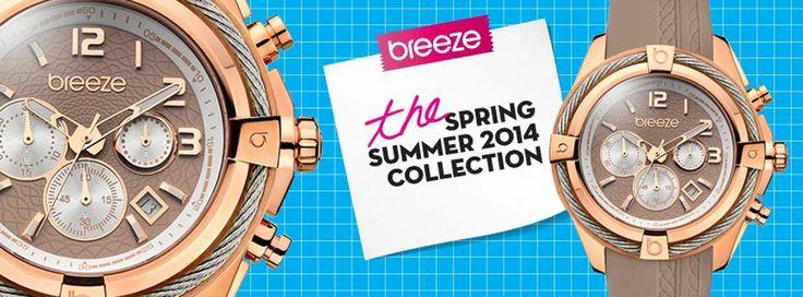 BREEZE Watches! New Collection!!!! Δείτε όλη τη ΝΕΑ συλλογή ρολογιών BREEZE μόνο στο OROLOI.GR! http://www.oroloi.gr/index.php?cPath=626