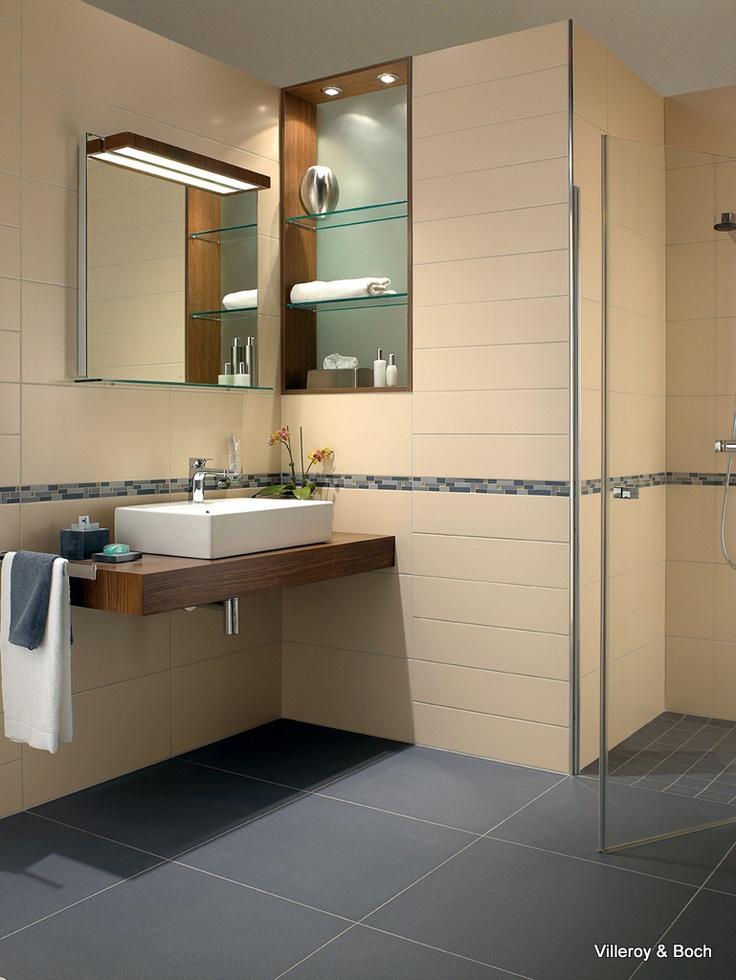Villeroy boch badkamer bij van wanrooij keuken en for Bosch and villeroy