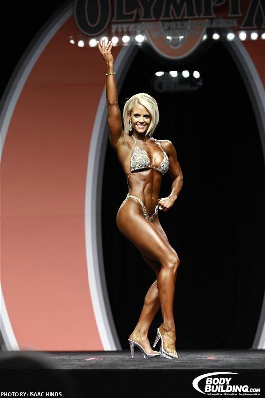 Bodybuilding.com - Nicole Wilkins Profile and Pics!