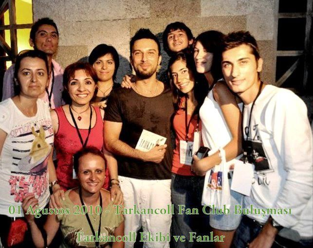 Tarkancoll Fan Club buluşması - 01 Agustos 2010 - Harbiye Açıkhava - Tarkancoll Ekibi ve Fanlar