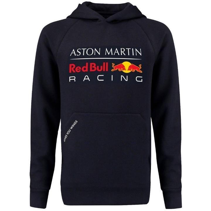 Aston Martin RBR 2019 Official F1 Team Childrens Hoodie Hoody Kids Jacket