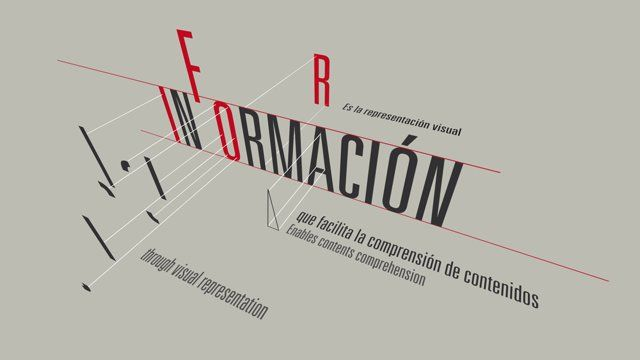 infographics, slick keyframe animation, fluid transitions