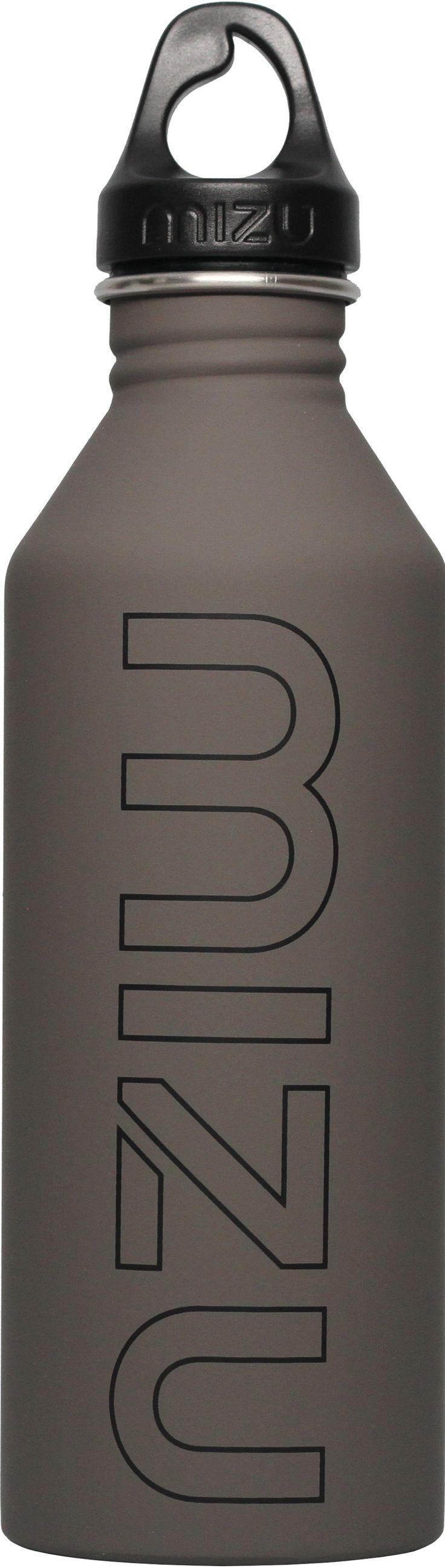 Mizu bottle gray