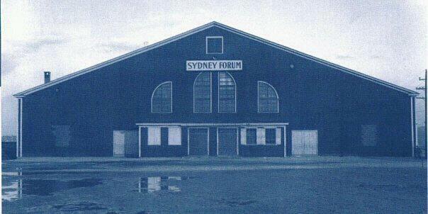 Sydney Forum_Sydney_Cape Breton Island | Photographs And Memories of Cape Breton_Cape Breton Nova Scotia