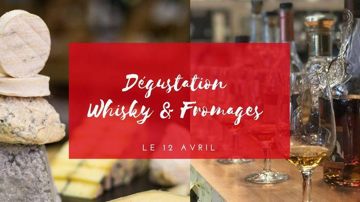 Paris Food & Drink Events: Fromage & Whisky – Une dégustation de caractère