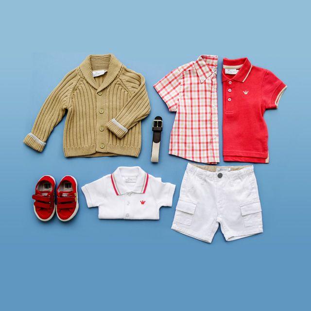 Combinaciones de blanco, rojo y beige, que podrás encontrar en nuestras tiendas @EpkColombia❤️
