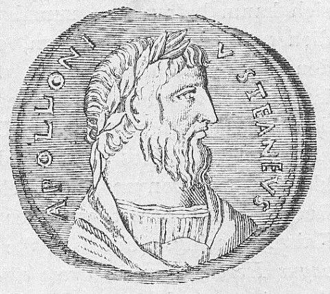Apollonius of Tyana - Apollónios z Tyany – Wikipedie