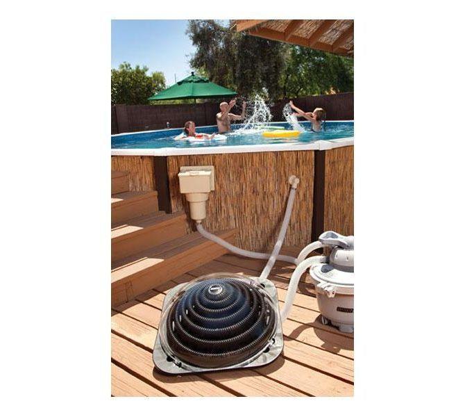 Bulle Chauffe Eau Solaire SolarPro X - Magasin de piscine Canada