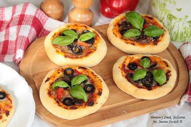 pizzerinki  – mini pizze