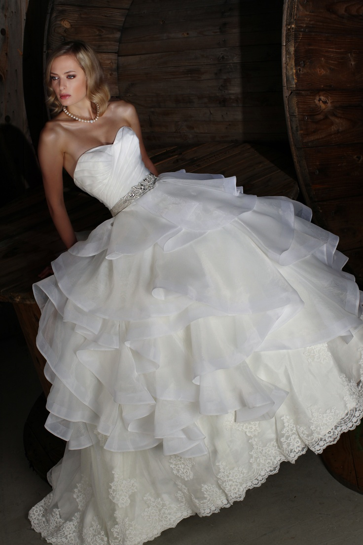51 best Wedding dresses images on Pinterest