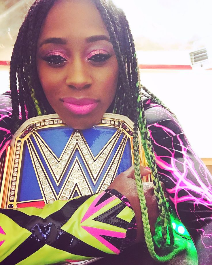 SmackDown Women's Champ At Live Event