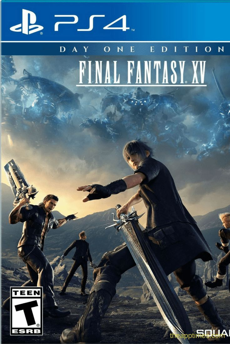 Check out the 15th installment of the highly anticipated Final Fantasy game, Final Fantasy XV, which features new worlds, monsters, and more. via @theapptimes