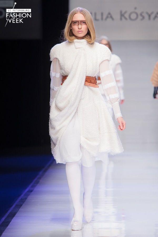 #SPbFW DAY 2 Yulia Kosyak spbfashionweek.ru #spbfw #fashionweek #kosyak