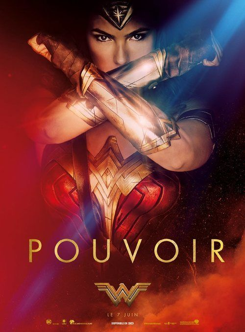 Wonder Woman (2017) Full Movie Online