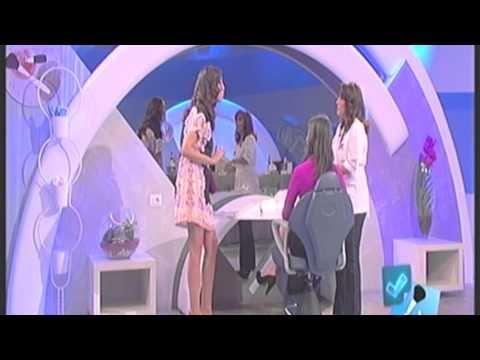 """Rughe naso-labiali. Joanna Hakimova a """"Detto Fatto"""",Rai2 - YouTube"""