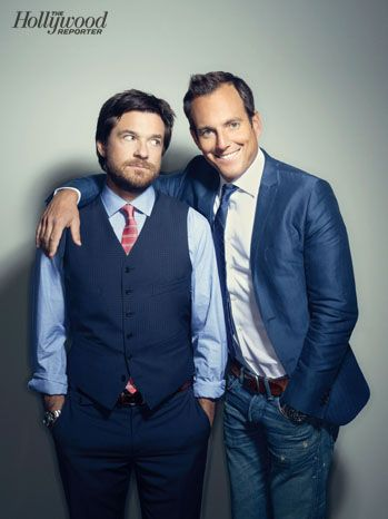 Jason Bateman, Will Arnett- my faves from arrested development