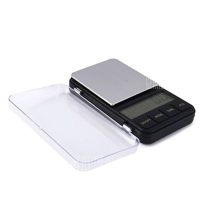 WLXY KL - 928 Mini Digital LCD Electronic Balance Small Food Weighing Scale New