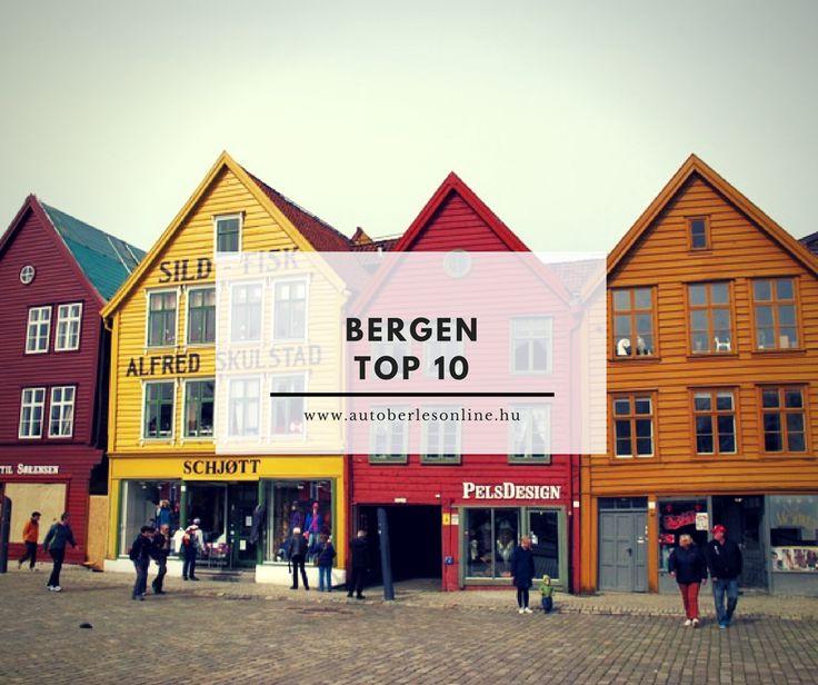 A csodálatos Bergen és annak top 10 látnivalója