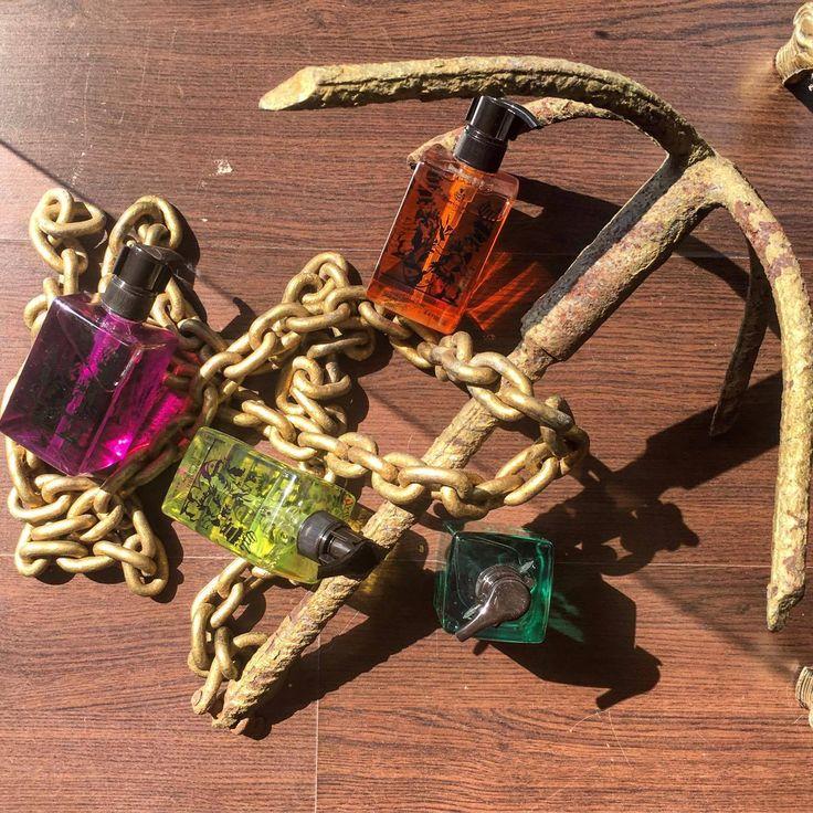 #carthusia #capri #italy #nicheperfumes #perfumes #acquadicapri #handwash…