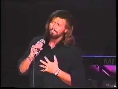 Barry Gibb - Words - Rare Show - HQ