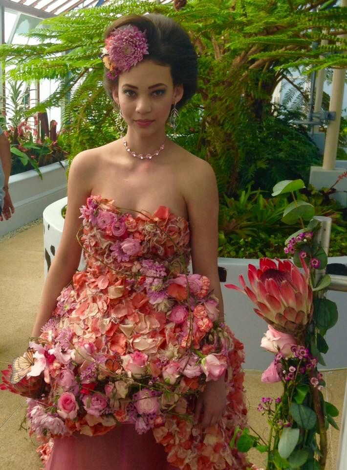 Inspired by Gucci Flora, Garden Collection Gardenia  Floral Design / Styling: Fayette