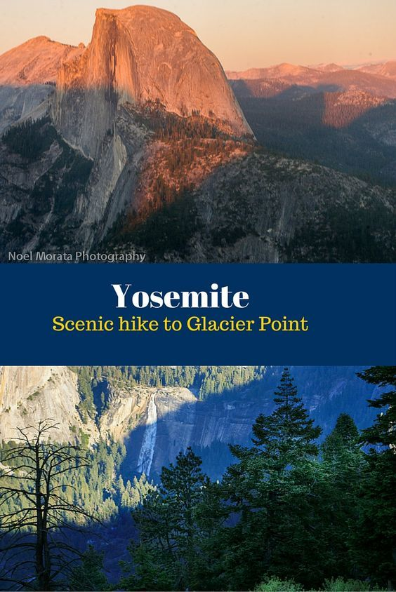 This is an amazing hike for those who want spectacular views to see and photograph of Yosemite Valley and the major attractions around the national park. Take a look at the highlights here http://travelphotodiscovery.com/scenic-hike-to-glacier-point-in-yosemite-valley/