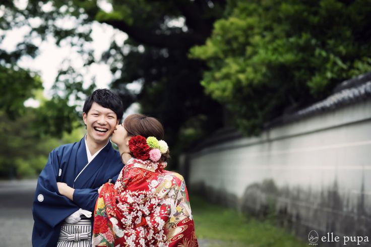 DATE OF JAPAN*at京都御苑 の画像|*ウェディングフォト elle pupa blog*