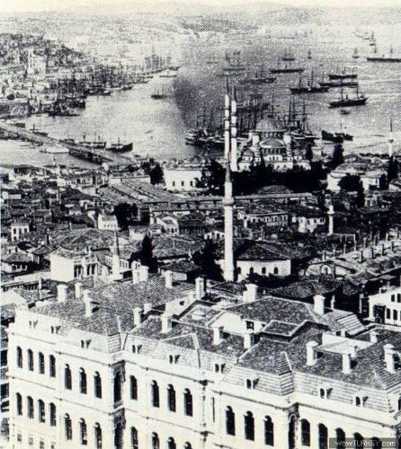 Beyazıtta Ali Paşa Sarayı yakıldı ve sonra yıktırıldı:
