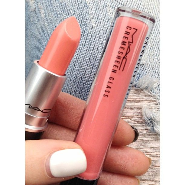 MAC Sweet Sour Lipstick and Richer, Lusher Chremesheen ...